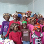 Shani & Daughters of Zion