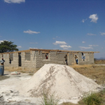 Construction of their own building